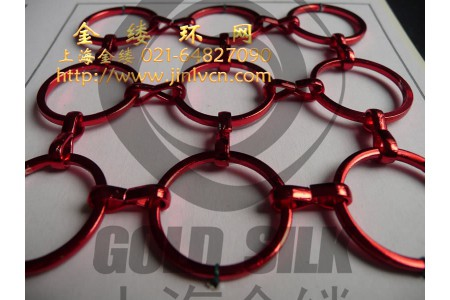 Chain mail ring mesh    YB-25-03