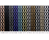 Aluminium chain curtain